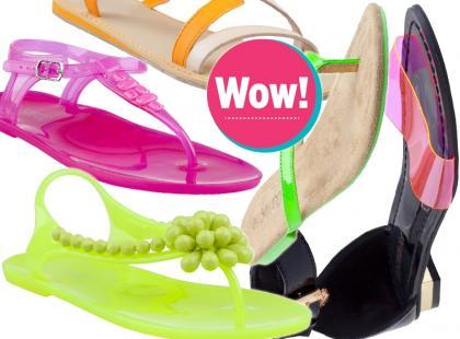 20 neonowych modeli butów CCC. Ceny już od 29 złotych!