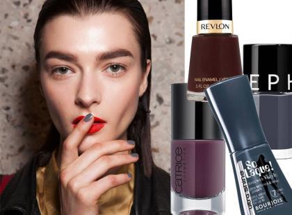 20 pięknych alternatyw dla czarnego lakieru do paznokci