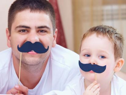 20 pomysłów na świetną zabawę z tatą!