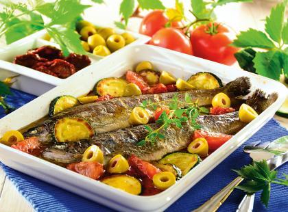20 przepisów na doskonałą rybę za każdym razem