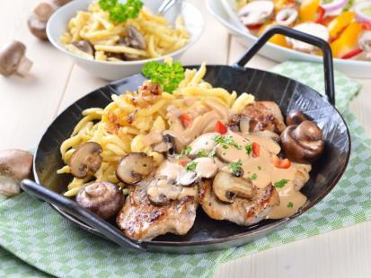 20 przepisów na pyszne dania z grzybami
