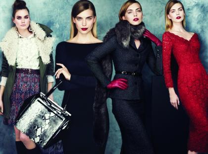 20 stylizacji od Marks & Spencer na jesień 2013