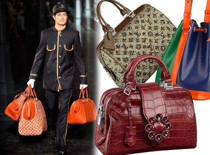 20 torebek Louis Vuitton na jesień 2012