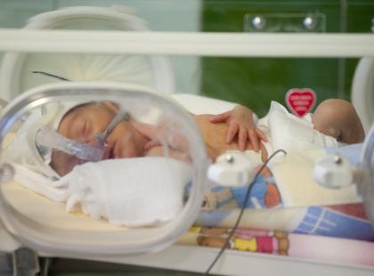 20 tysięcy wcześniaków w Polsce oddycha samodzielnie dzięki Infant Flow