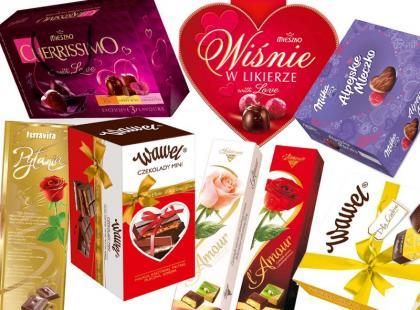 21 słodkich prezentów na Walentynki