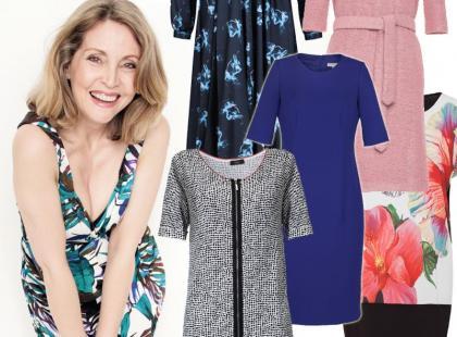21 stylowych sukienek dla kobiet po 40-tce
