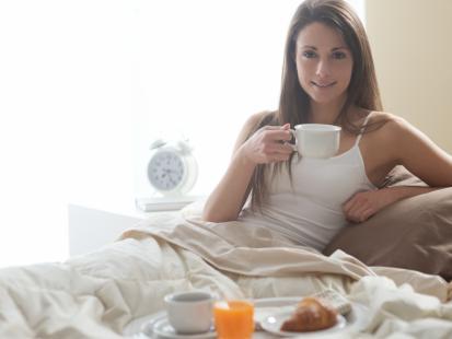25 inspiracji na romantyczne śniadanie