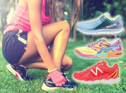 25 najmodniejszych par butów do biegania na wiosnę 2015