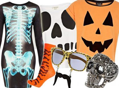 25 ubrań i dodatków na Halloween z polskich sieciówek