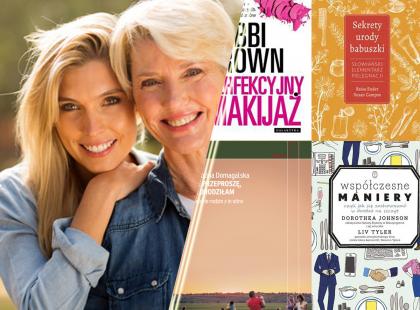 26 idealnych książek na prezent dla Mamy
