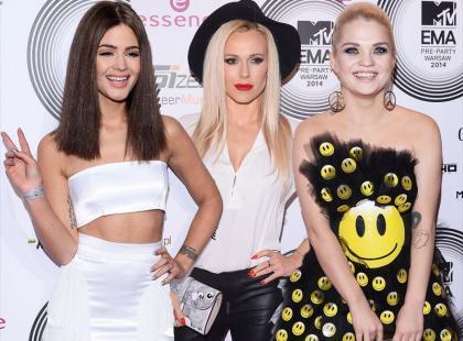 26 polskich gwiazd na imprezie MTV