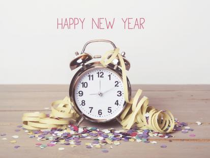 26 pomysłów na rymowane życzenia noworoczne