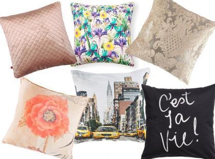 27 dekoracyjnych poduszek