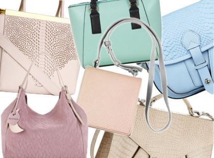 27 najładniejszych pastelowych toreb na ten sezon