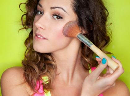 27 pudrów w kamieniu - test kosmetyków