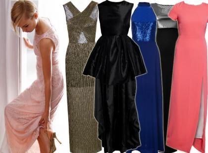 27 sukienek maxi na studniówkę. Ceny już od 79 złotych