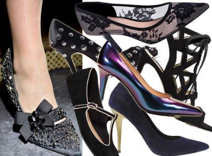 28 propozycji butów na Sylwestra 2015
