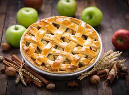 28 przepisów na ciasto z jabłkami