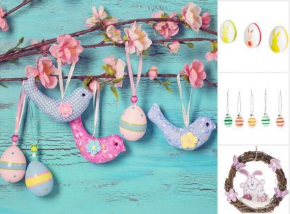 29 dekoracyjnych gadżetów na Wielkanoc