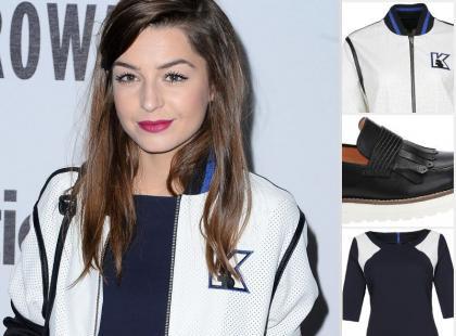 29-letnia Agnieszka Więdłocha nosi ubrania ze sklepów internetowych