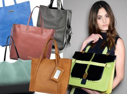 29 modnych shopperów z aktualnych kolekcji
