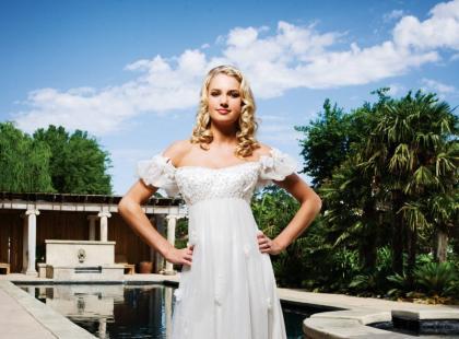 2be Bridal Elizabeth Darcy - suknie ślubne wiosna-lato 2010