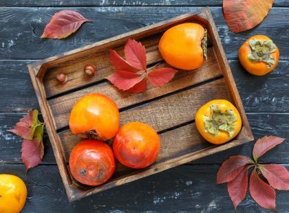 3 dowody na to, że owoc kaki świetnie smakuje nie tylko w deserach!