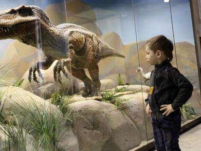 3 duże parki dinozaurów  w Polsce, do których warto się wybrać
