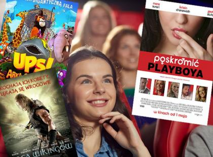3 kinowe premiery na majówkę