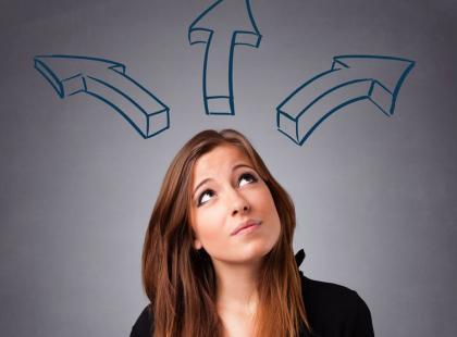 3 kroki, jak pozbyć się negatywnych myśli