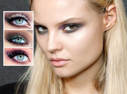 3 modne makijaże krok po kroku [video]