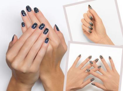 3 najmodniejsze wzory na paznokciach na jesień!