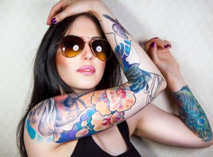 3 najoryginalniejsze wzory tatuaży z Instagrama