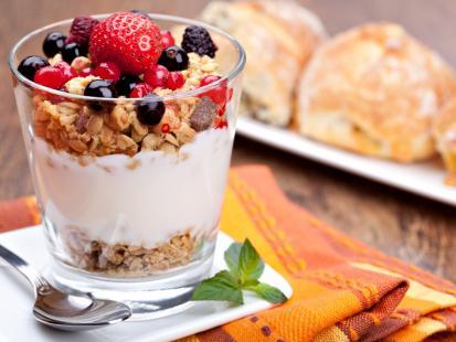 3 najzdrowsze propozycje śniadaniowe!