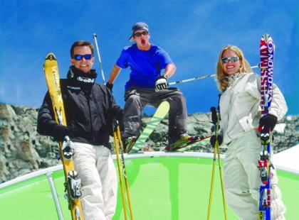 3 niezwykłe miejsca dla miłośników sportów zimowych