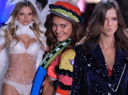 3 piękne Polki w jesiennym pokazie Victoria's Secret!