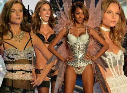 3 polskie modelki na wielkim pokazie Victoria's Secret 2014