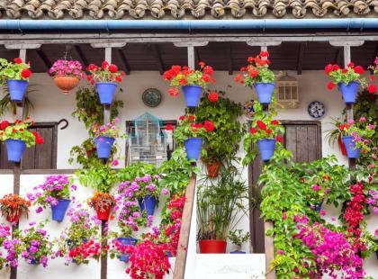3 pomysły na piękny balkon