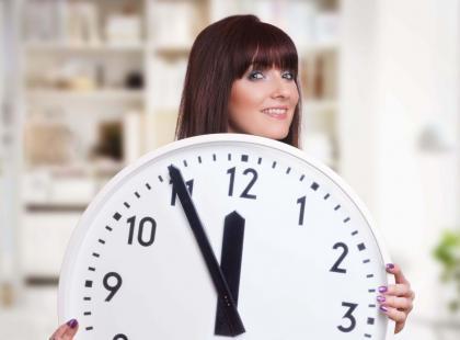 3 proste sposoby na pośpiech w pracy