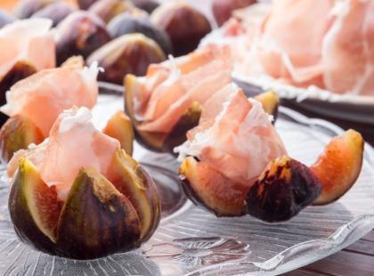 3 przepisy na dania ze świeżych fig