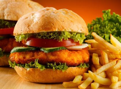 3 przepisy na domowe fast-foody!