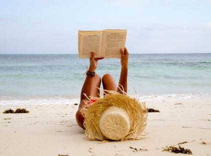 3 rodzaje książek, które kobiety czytają najchętniej