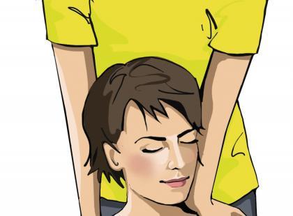 3 sposoby na ból karku