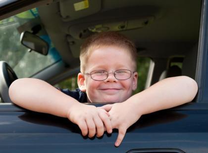 3 sposoby na chorobę lokomocyjną u dziecka