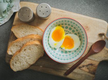 3 sposoby na idealne jajko na miękko, które sprawią,że zapomnisz o przykrym obieraniu