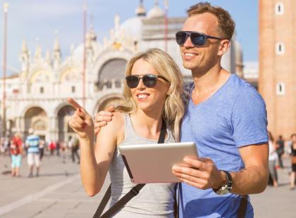 3 typy turystów podróżujących po sezonie