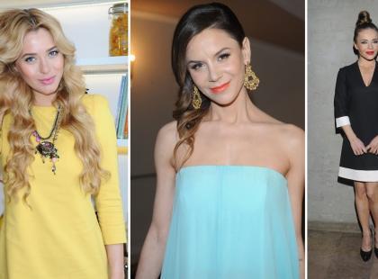 3 wiosenne trendy - jak noszą je gwiazdy?