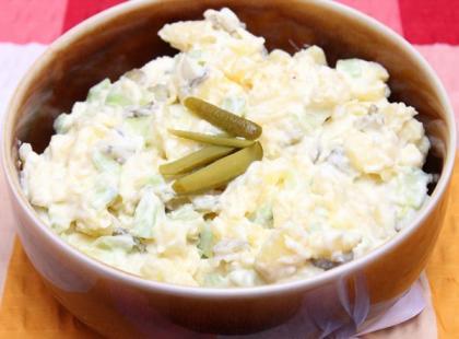 3 wyborne sałatki ziemniaczane
