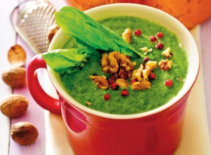 30 aromatycznych przepisów na zupę krem