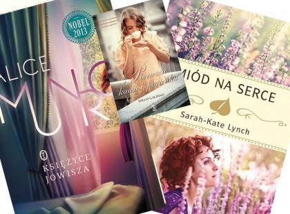 30 letnich nowości książkowych dla kobiet